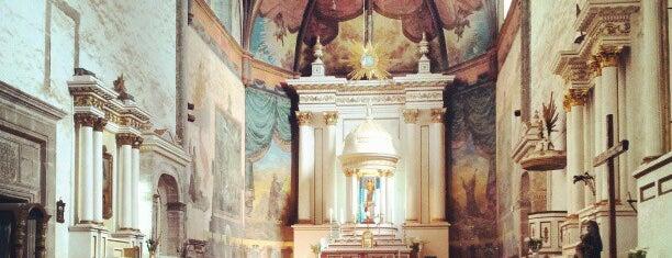 Parroquia De Nuestra Señora De La Natividad is one of Heshu 님이 좋아한 장소.