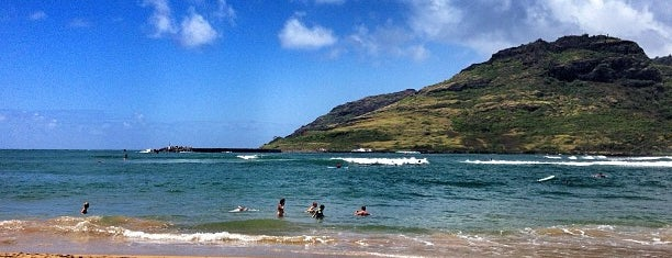Kalapaki Beach is one of Kauai 🌸.
