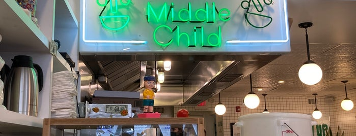 Middle Child is one of philadelphia.