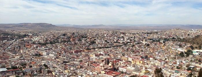 Cerro de La Bufa is one of Mexico/Zacatecas.