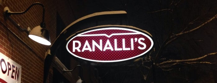 Ranalli's is one of Chicago Avero Partners.