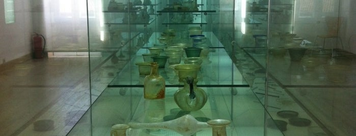 Muzej antičkog stakla | Museum of Antique Glass is one of Zadar.