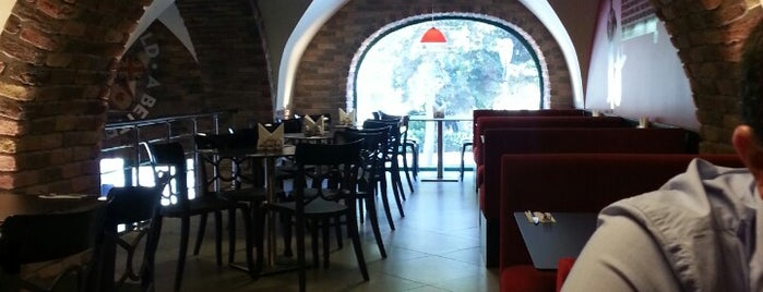 Papa John's Pizza is one of Restaurants in Baku (my suggestions).