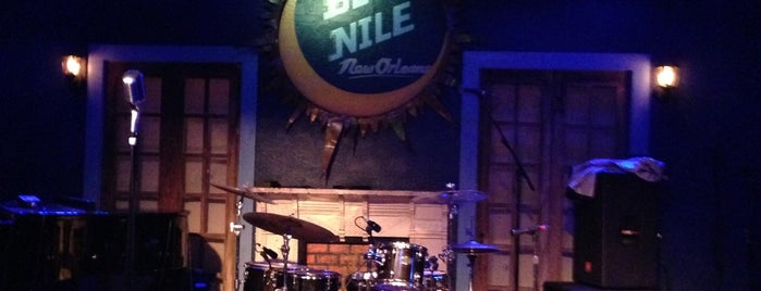 Blue Nile is one of New Orleans.