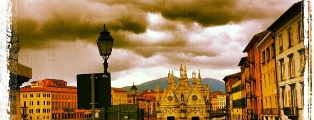 Ponte di Solferino is one of สถานที่ที่ Giovanna ถูกใจ.