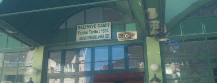 Selimiye Camii is one of Osmangazi | Spiritüel Merkezler.