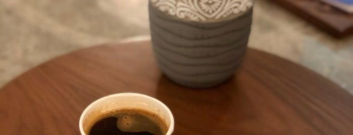UMQ Coffee is one of Eastern b4.