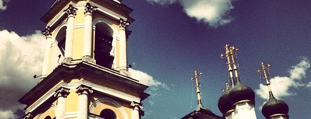 Храм святителя Николая в Толмачах is one of Москва.