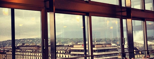 Hôtel Cornavin is one of MrBoroughs | Top Spots | Geneva.