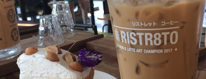 Ristr8to Lab is one of Chiang Mai.