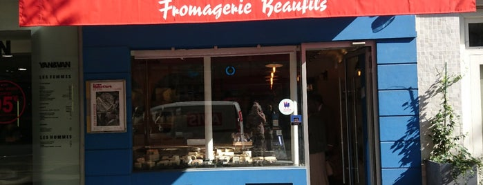 Fromagerie Beaufils is one of RestO rapide / Traiteur (2).
