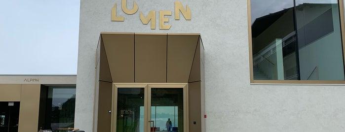 Lumen is one of Besuchen non-D.
