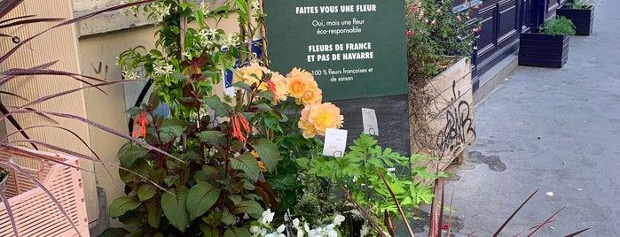 Désirée Fleurs is one of Paris.