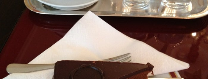 Café Sacher is one of Europa 2014.