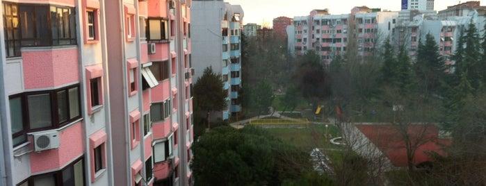 Ataköy 11. Kısım is one of Gespeicherte Orte von Sadık.
