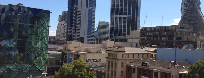 Goldilocks is one of Melbourne to do list.