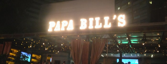 Papa Bill's Saloon is one of Gabii: сохраненные места.
