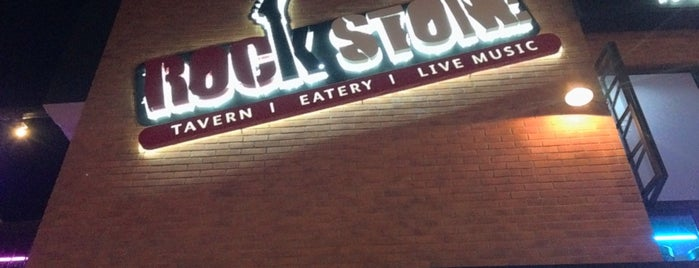 Rockstone is one of Where to Watch the Football Season.