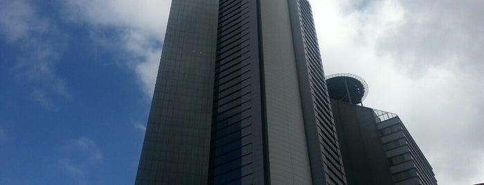 Torre Zentrum is one of Rascacielos en la Ciudad de México..