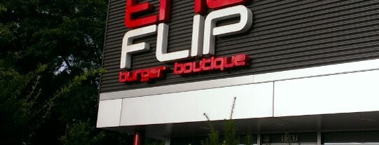 FLiP Burger Boutique is one of Where to Eat: ASAE 2013.