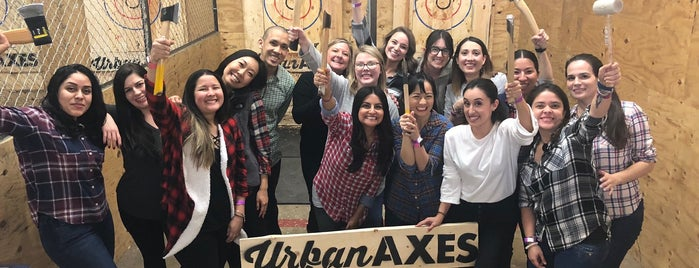 Urban Axes Austin is one of Dianeyさんのお気に入りスポット.