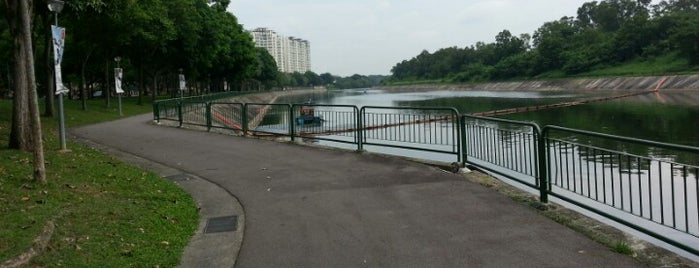Serangoon Park Connector is one of Trek Across Singapore.
