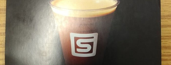 Smooth Nitro Coffee is one of Cincinnati Restaurants.