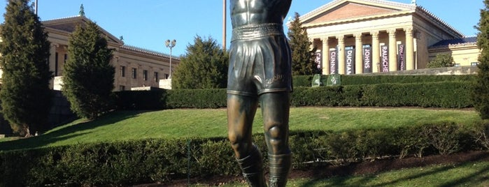 Rocky Statue is one of Philadelphia, PA.