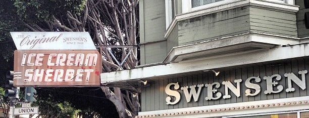 "Swensen's Ice Cream is one of ""GameOfCones"" @NY&SF (#277)."