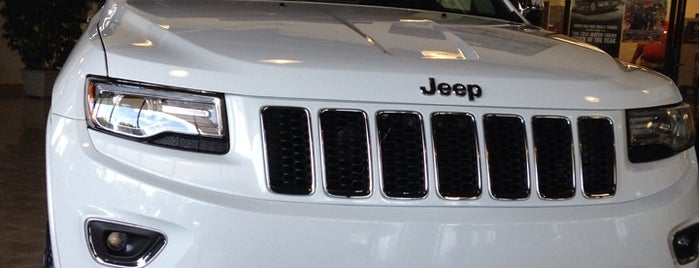 Keffer Chrysler Jeep Dodge Ram is one of Jana 님이 좋아한 장소.