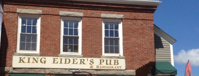 King Eider's Pub and Restaurant is one of 새소식.