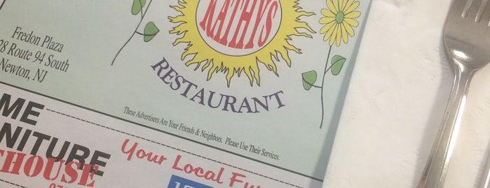 Kathy's Restaurant is one of สถานที่ที่บันทึกไว้ของ Louis J..