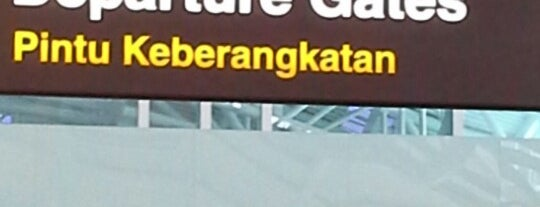 Gate 20 is one of Yogyakarta & Solo.