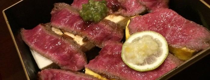 八傳 is one of 名古屋のステーキ.