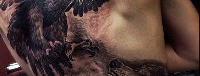Tatuajes de Reyes is one of สถานที่ที่บันทึกไว้ของ Rodrigo.