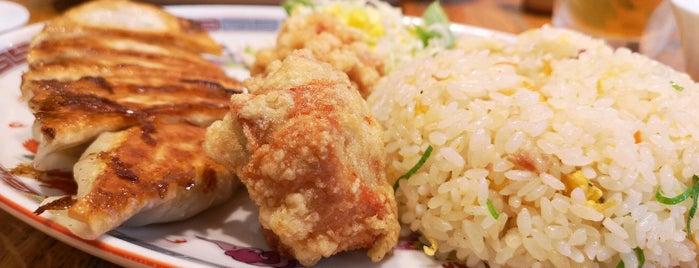 Osaka Ohsho is one of Lieux sauvegardés par 二背.