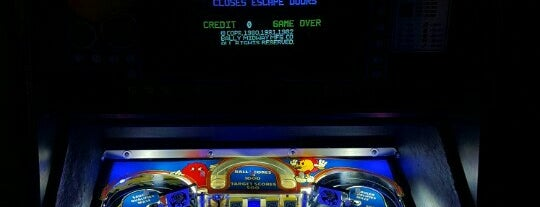 Robot City Games and Arcade is one of pinball 7.