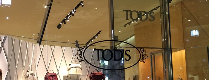 Tod's is one of Tok..