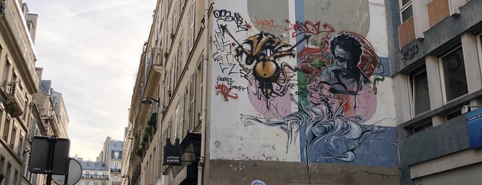 Thanx God I'm a V.I.P is one of [ Paris ].
