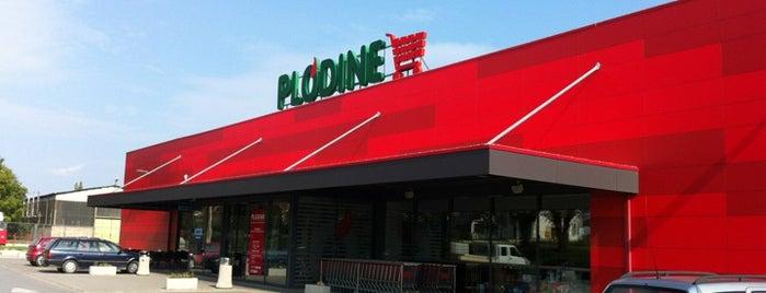 Plodine is one of Gespeicherte Orte von Jan.