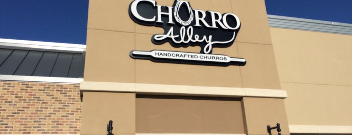 Churro Alley is one of Dallas.