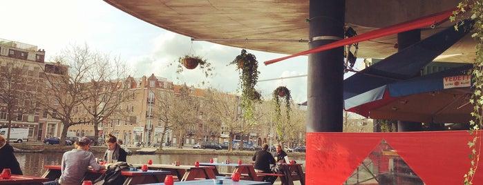 Waterkant is one of Amsterdam.