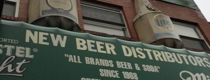 New Beer Distributors is one of The Best Places to Buy Craft Beer in New York City.