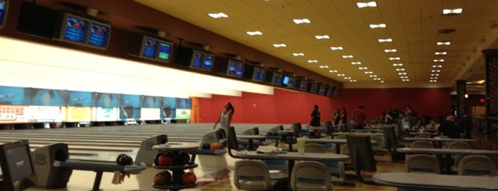 South Point Bowling Center is one of Vegas to do.