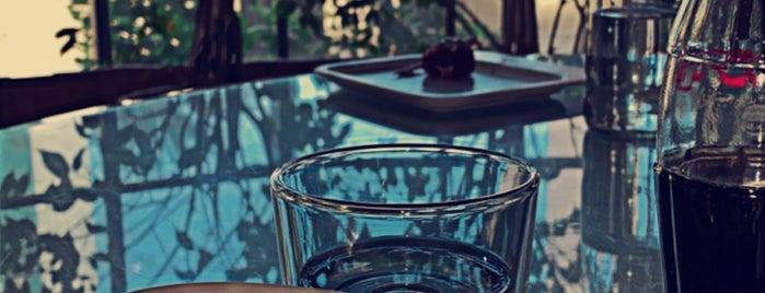 The Grove Restaurant & Café is one of Kuwait.
