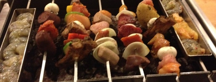 Brochetto is one of Belgien.