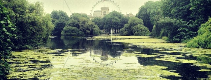 St James's Park is one of BB18.