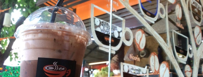 Nine One Coffee is one of Chiang Mai Food.
