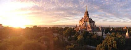 Bagan is one of Hopefully, I'll visit these places one day....