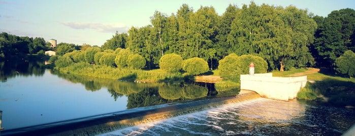 Парк Куопио (Финский парк) is one of Posti che sono piaciuti a Olga.